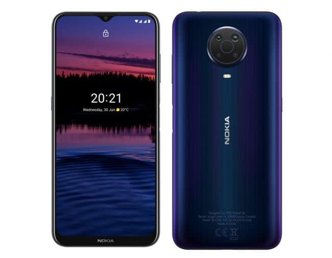 Le Nokia G20 © HMD Global