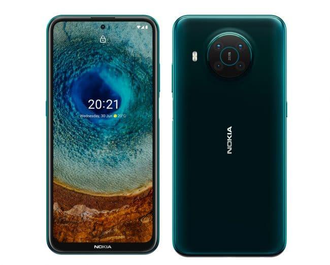 Nokia X10 © HMD Global