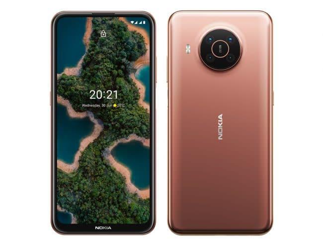 Le Nokia X20 © HMD Global