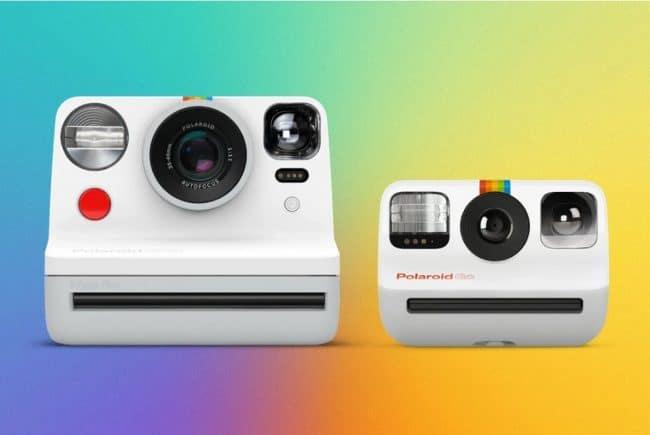 Polaroid Now vs Polaroid Go