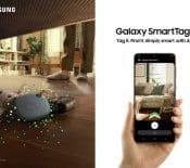 Samsung Galaxy SmartTag+ : la balise connectée gagne une technologie encore plus précise que le Bluetooth