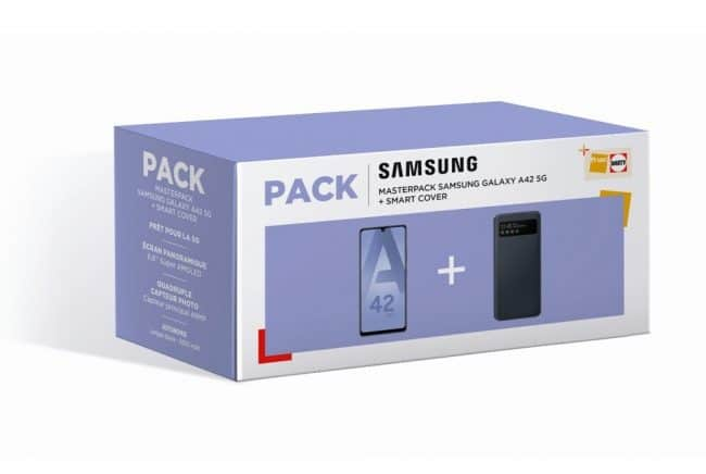 Samsung pack Galaxy A42 5G