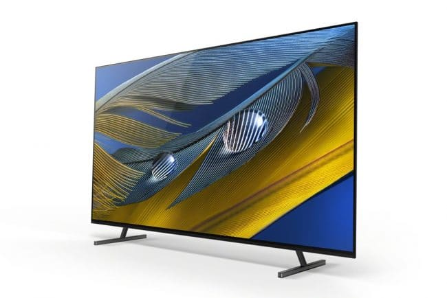 Le téléviseur OLED Bravia XR A80J © Sony