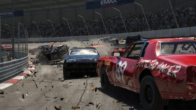 Wreckfest: Drive Hard, Die Last fait partie des jeux PS Plus du mois de mai © Sony