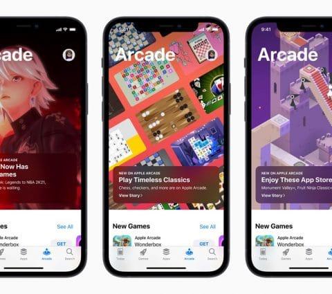 Apple Arcade : 30 nouveaux jeux dont Fantasian font leur apparition