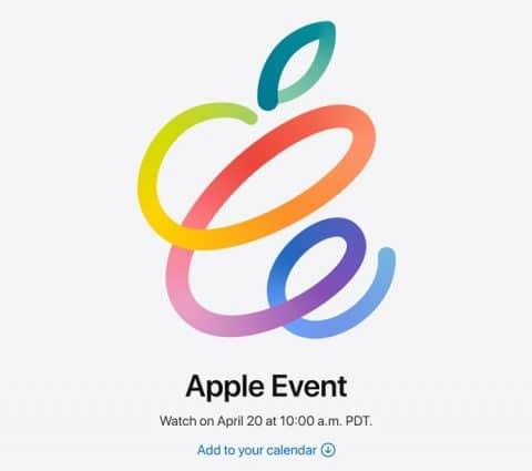Apple : que faut-il attendre de la keynote du 20 avril ?