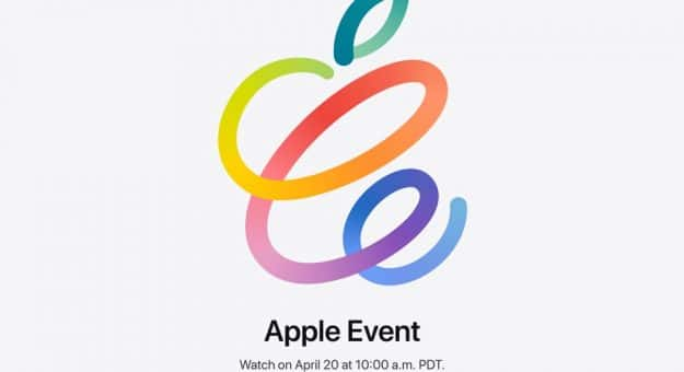 Apple keynote 20 avril 2021