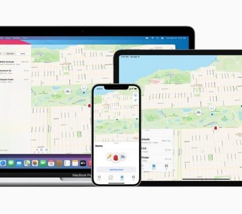Apple ouvre son réseau Localiser aux constructeurs tiers