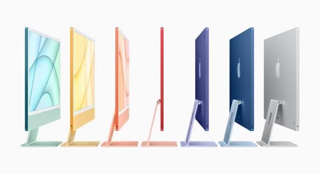 Apple : les prochains MacBook retrouveraient des couleurs