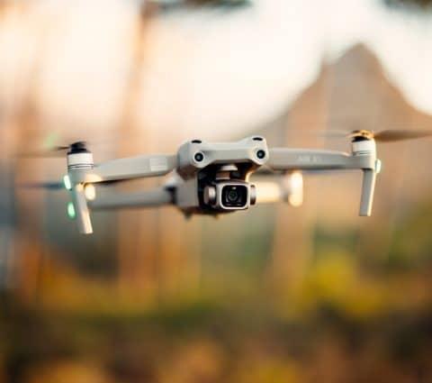 DJI Air 2S : un capteur 1 pouce et de la vidéo 5,4K pour le drone compact