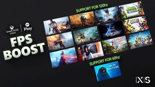 FPS Boost EA Xbox
