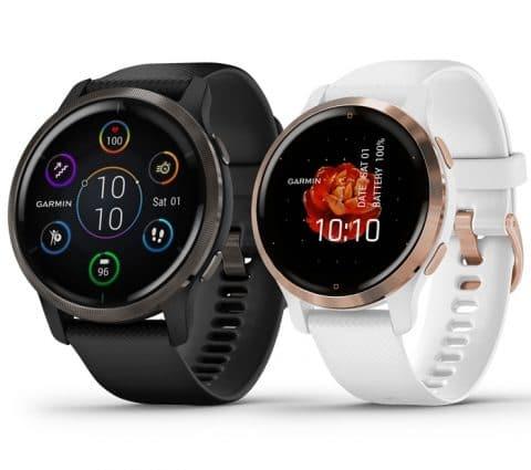 Venu 2 et 2S : Garmin dévoile ses nouvelles montres connectées sportives