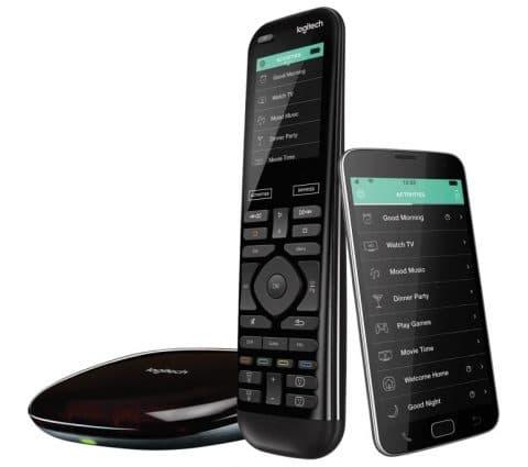 Logitech annonce la fin des télécommandes universelles Harmony