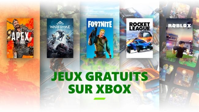 Xbox free-to-play