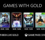 Games with Gold : voici la liste des jeux Xbox offerts enmai 2021