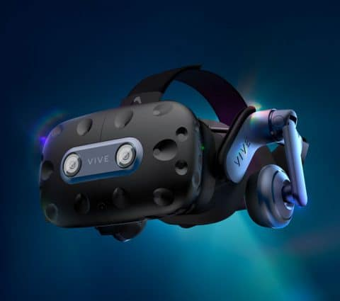 Vive Pro 2, Vive Focus 3 : les casques VR de HTC passent à la vitesse supérieure