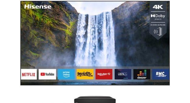 Hisense Laser TV 88L5VG