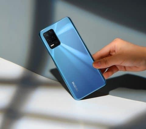 Realme 8 5G : la 5G dans un smartphone à (très) petit prix