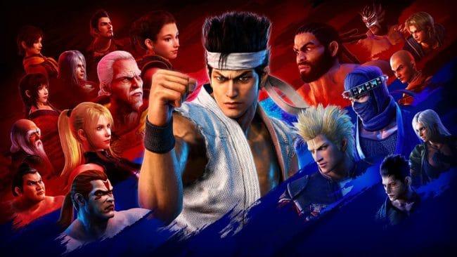 Virtua Fighter 5 : Ultimate Showdown © Sega/Sony