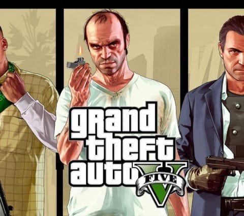 GTA V et GTA Online sortiront le 11 novembre sur PS5 et Xbox Series X|S