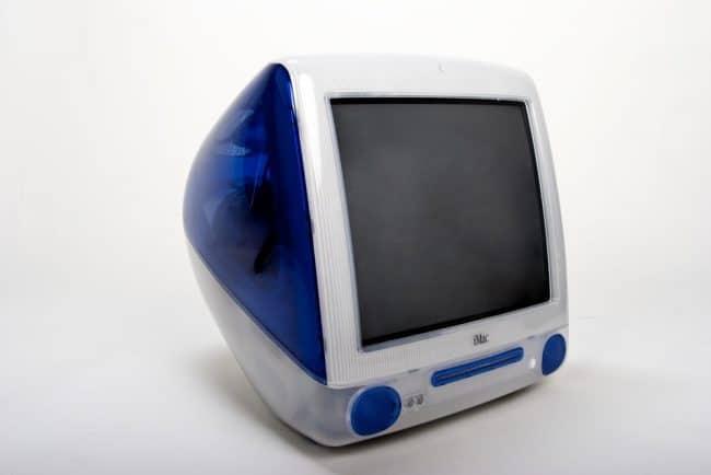 L'iMac G3 a initié le retour au premier plan d'Apple © Creative Commons/Carl Berkeley via Flickr