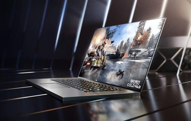 Nvidia GeForce RTX 30 PC portables