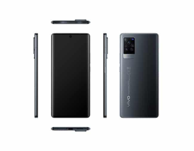 Vivo X60 Pro 5G Noir