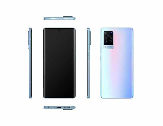 Vivo X60 Pro 5G Bleu