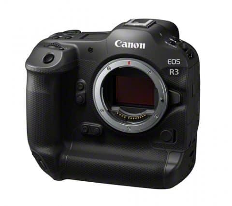 Canon EOSR3: onensait unpeuplus surl'appareil hybridesportif