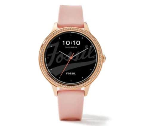 Fossil ne proposera pas le nouveau WearOS sur ses montres actuelles
