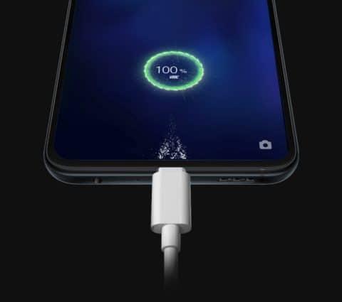 Lesfabricants chinois desmartphones veulent unstandard pourlacharge rapide