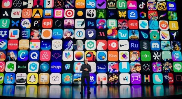 WWDC 2021 Apple App Store Tim Cook