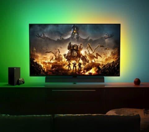 Designed for Xbox: Microsoft dévoile troisécrans conçus poursesconsoles