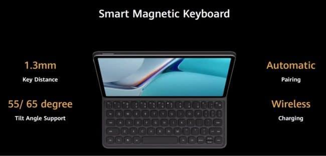 Huawei MatePad Pro 2021 Clavier