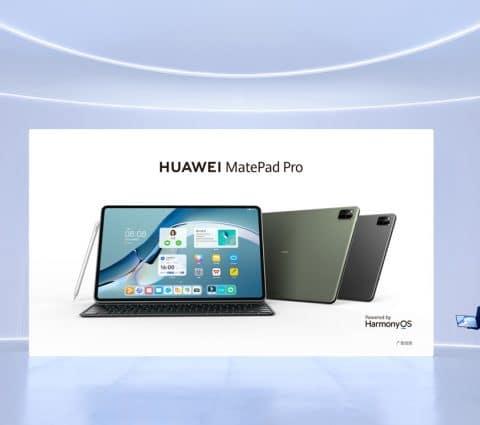 Huawei MatePad11 etMatePadPro: lespremières tablettes sousHarmonyOS sontofficialisées