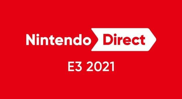 E32021 – UnNintendo Direct de40minutes auralieule15juin