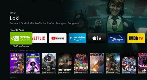 LaNvidia ShieldTV reçoit lanouvelle interface d'AndroidTV