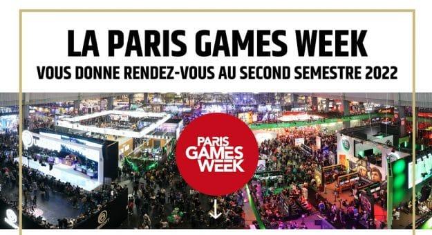 Paris Games Week 2021