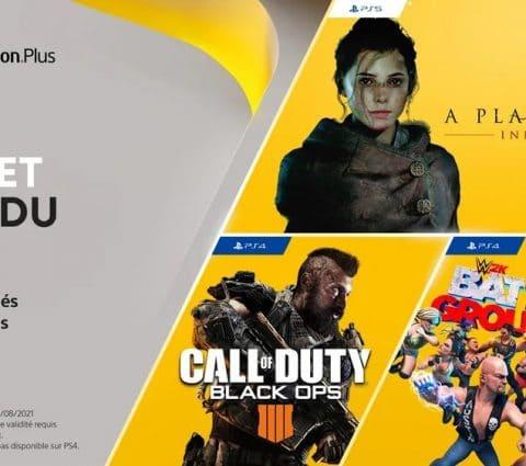 PlayStation Plus: quelssont lesjeux gratuits pourPS4 etPS5 enjuillet2021?