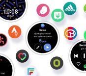 Galaxy Watch4: Samsung évoque sanouvelle interface OneUIWatch
