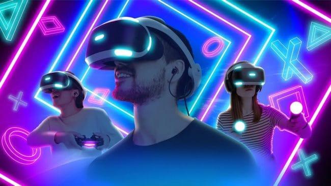 Sony PS VR Spotlight