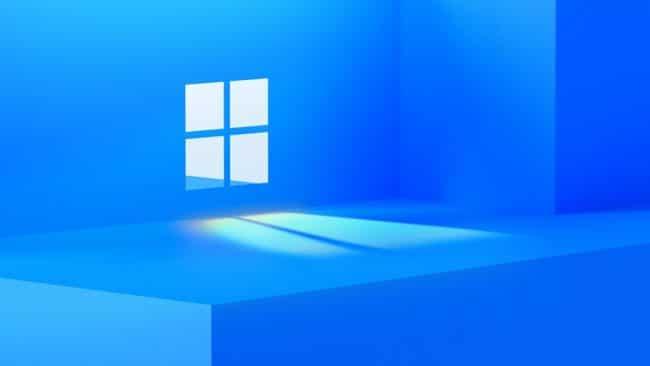 Microsoft Windows 10 Sun Valley