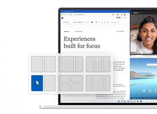 Windows 11 Productivité