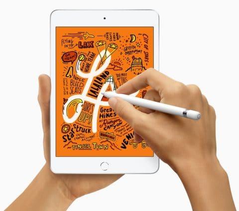 Apple travaillerait sur uniPad mini avec unnouveau design