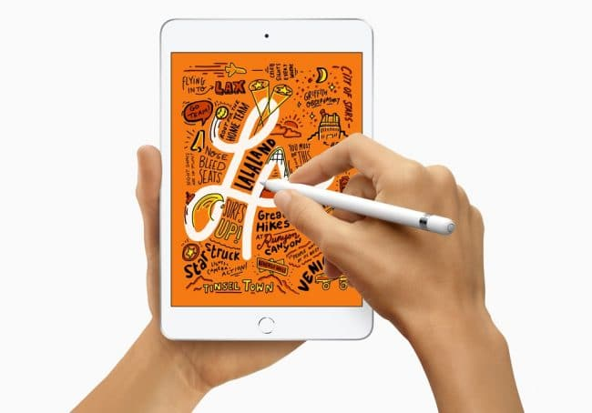 L'iPad mini5 ©Apple