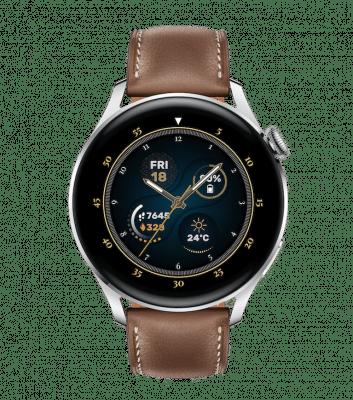 Prise enmain delaHuawei Watch3: unepremière montre connectée sousHarmonyOS quipromet beaucoup