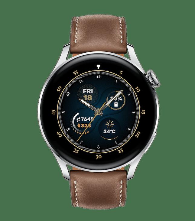 Test Huawei Watch 3