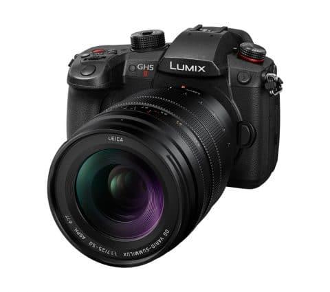 Lumix Leica DGVario Summilux 25-50mm f/1.7 ASPH: Panasonic présente unnouveau zoom ultralumineux