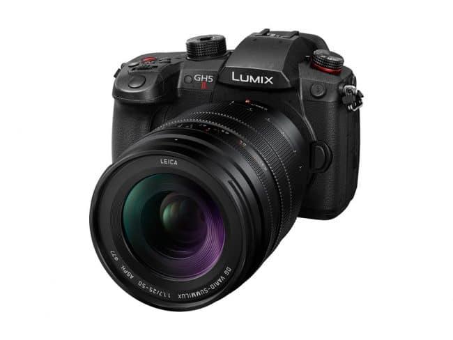 Panasonic Lumix Leica DG Vario Summilux 25-50 mm f/1.7 ASPH et Lumix GH5M2