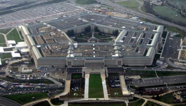 Pentagone États-Unis